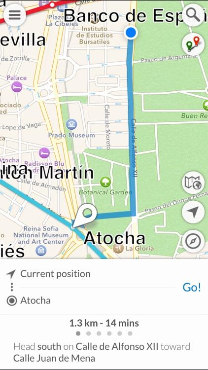 Metro-Mapp screenshot-3