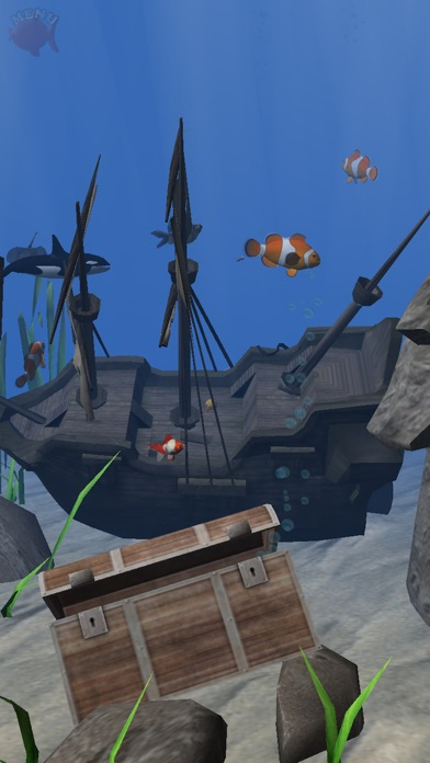 My Fish 3d Virtual Aquarium (gold Edition) review screenshots