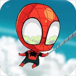 Web Flight - Spiderman version
