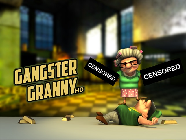 Gangster Granny Screenshot