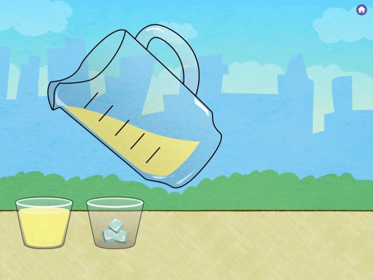 Gracie & Friends Lemonade Stand screenshot-3