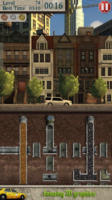 PipeRoll 3D Screenshot