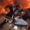 Clash Of Gargoyle 3D - ガーゴイルの衝突 - レアアース空軍戦闘機に対する壮大な悪魔戦争(無料アーケード版)