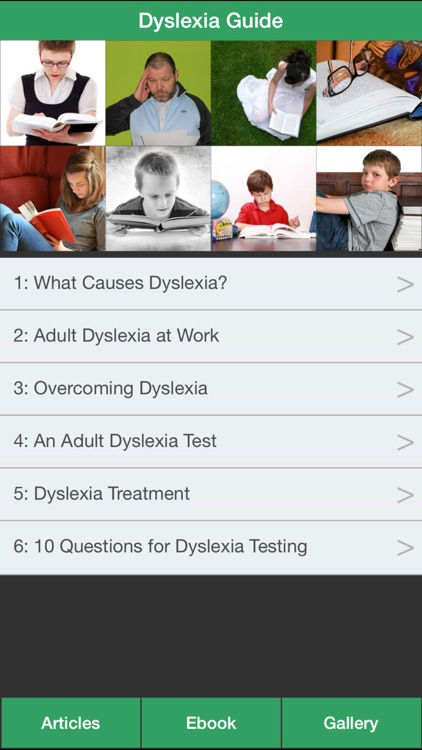 Dyslexia Guide - Everything You Need To Know About Dyslexia Disorder!