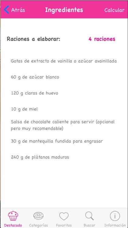 Delicias screenshot-4