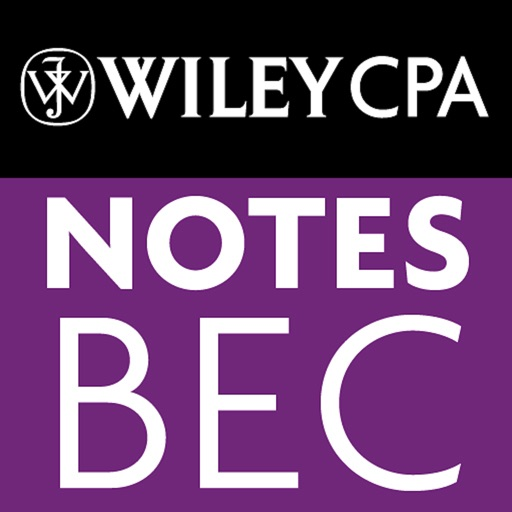 BEC Notes - Wiley CPA Exam Review Focus Notes On-the-Go: Business Environments & Concepts