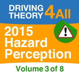 Driving Theory 4 All - Hazard Perception Videos Vol 3 for UK Driving Theory Test