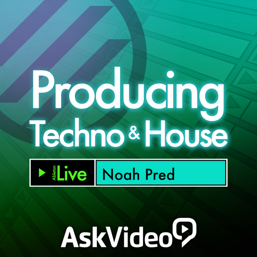 AV for Live 9 404 - Producing Techno and House