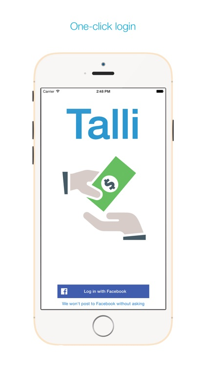 Talli App - Sync Expenses With Friends