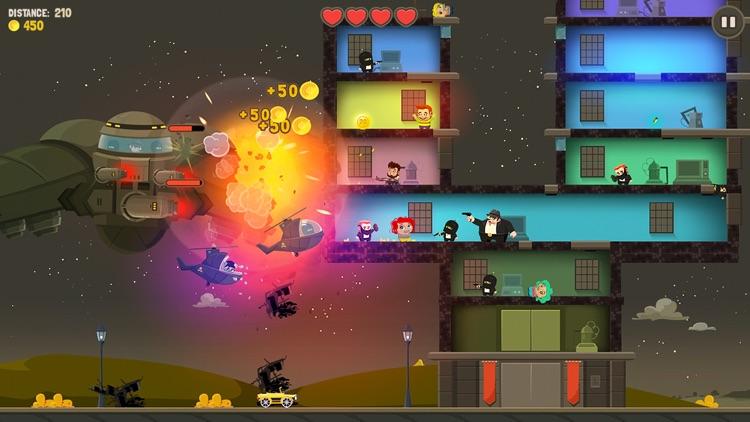 Aliens Drive Me Crazy screenshot-0