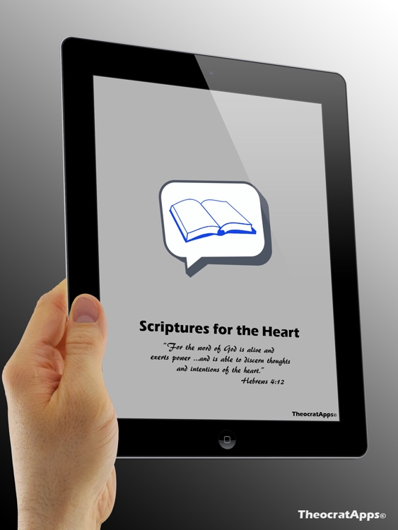 Scriptures for the Heart for iPad