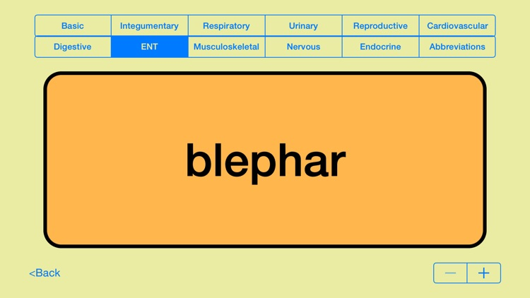 Medical Terms - Flashcards