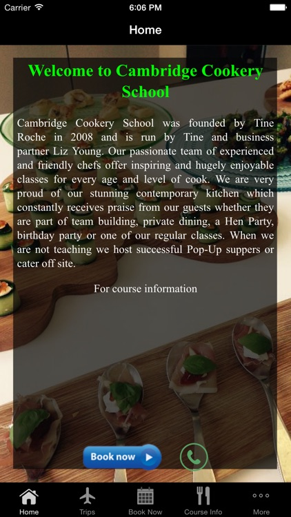 Cambridge Cookery School
