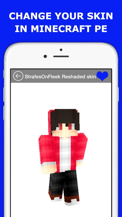 Animated Boy Skins for Minecraft PE FREE screenshot-3