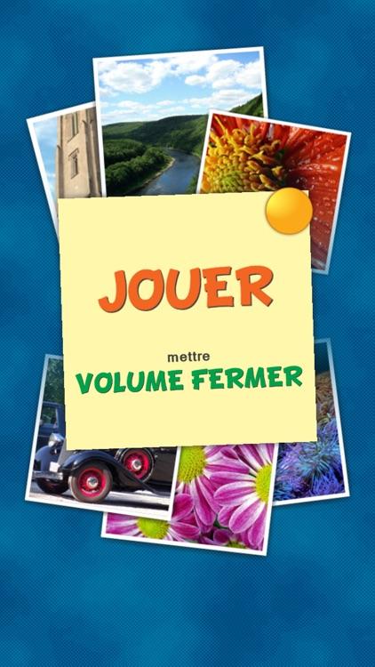 4 Images: Quel est le mot en Français?