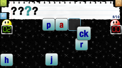 Build A Word Express - Practice spelling and learn letter sounds and names screenshot three