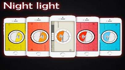 Night Light + : Ultimate Nightstand and Alarm Clock screenshot one