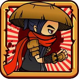 Yoo Ninja Rush - Jumping