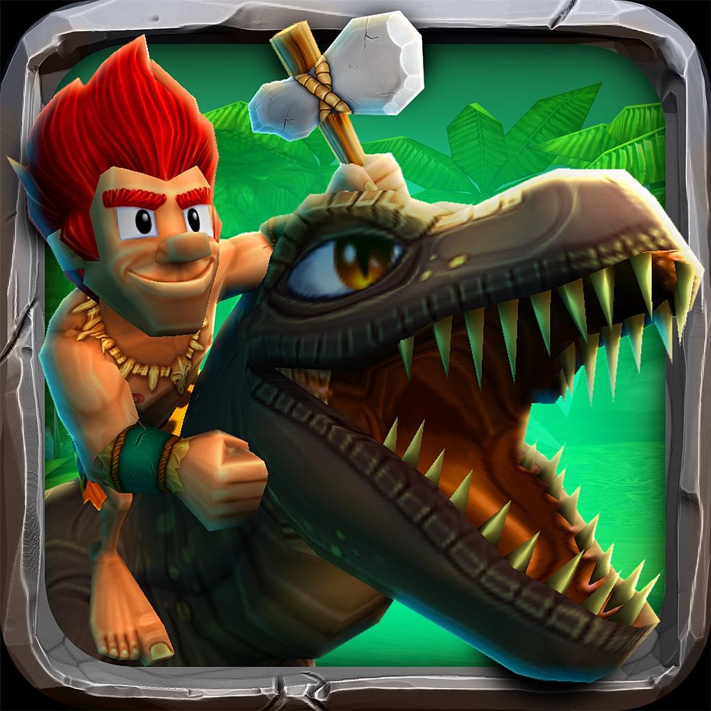 Caveman Dino Rush