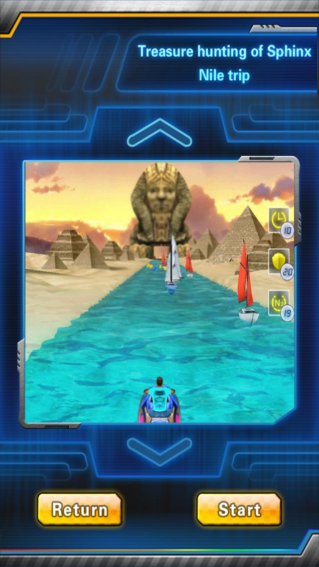Water Surf screenshot four