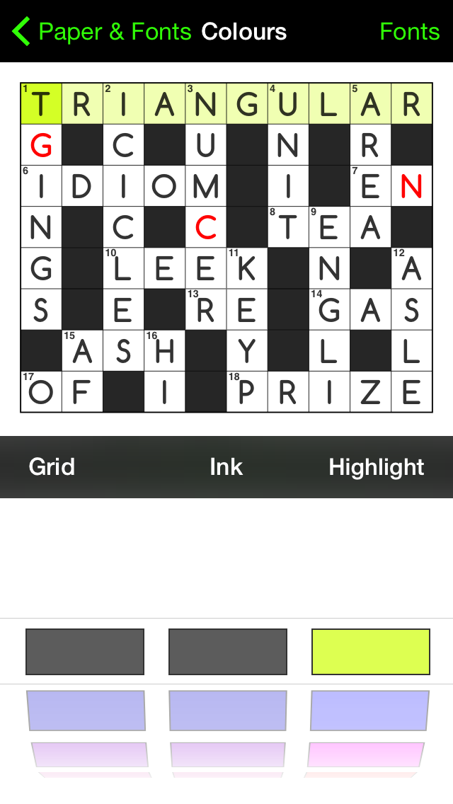Crosswords for Kids 1のおすすめ画像4