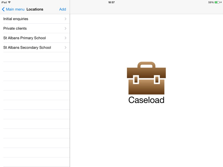 Caseload screenshot-3