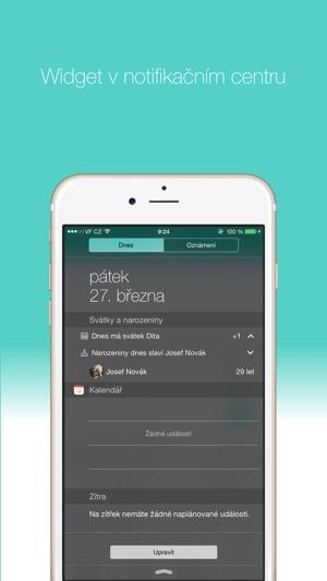 e1c65fbcac Svátky a narozeniny on the App Store