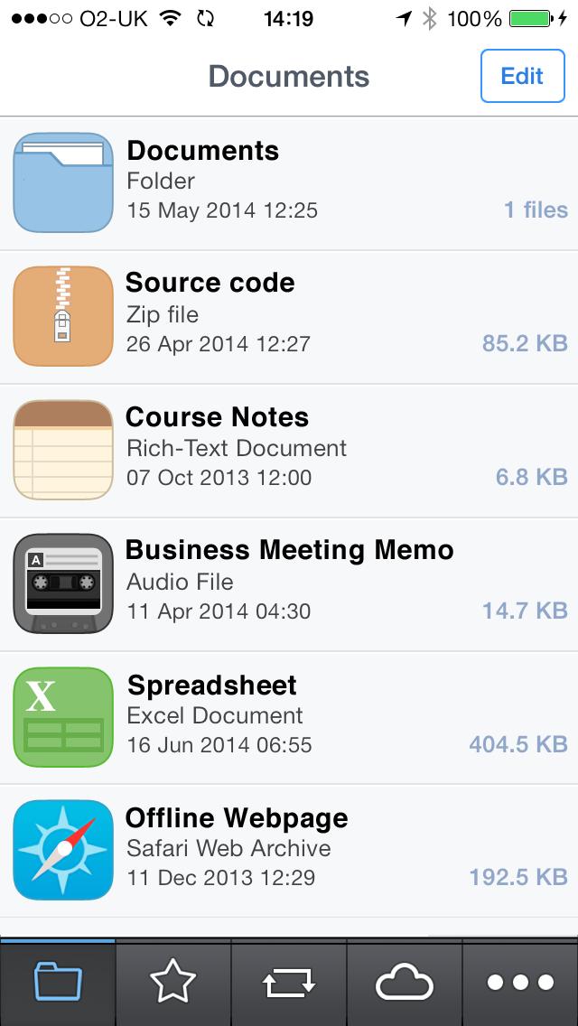 File Manager (Premium) Screenshot
