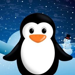 Cool Penguin Egg Drop Game - A Polar Rescue Story