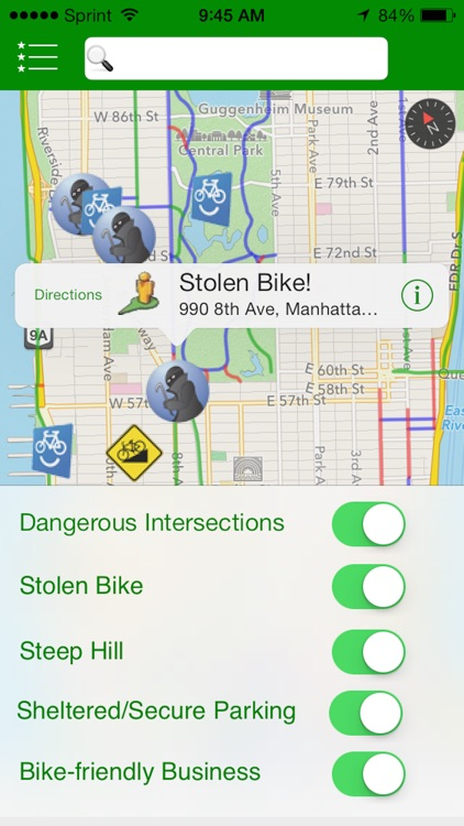 New York Bike screenshot-3