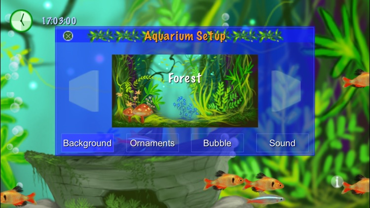 FreshWater Aquarium screenshot-1