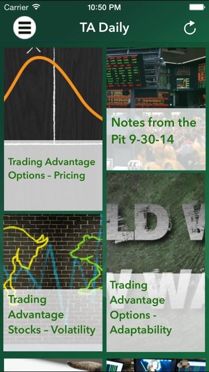 Trading Advantage (TA)
