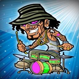 A Drum Rock Hero