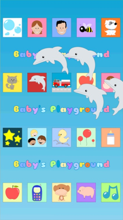 Baby's Playground screenshot-3