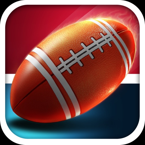 Football Kick Flick - Free Rugby Football Field Goal Kicks