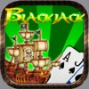 Aarghh! PIRATE BlackJack KING - Play the Atlantic City and Online Casino Card Game with Real Las Vegas Odds for Free !