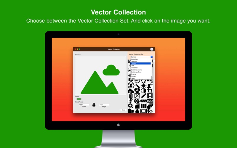 Vector Collection Screenshot