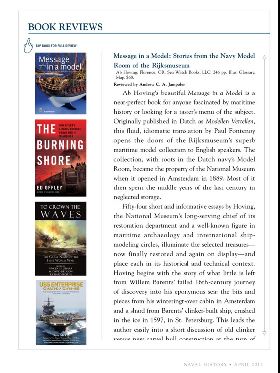 Naval History Magazine & Most Popular Topics screenshot-4