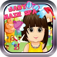 Codes for Cute Baby Hair Salon HD- Dress up and Beauty game for girls Hack
