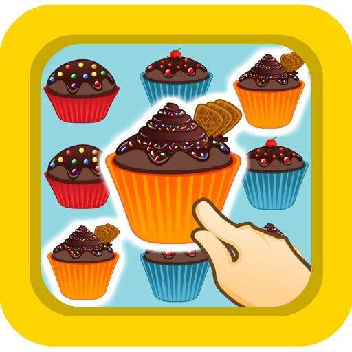 Cupcake Popper Match Game