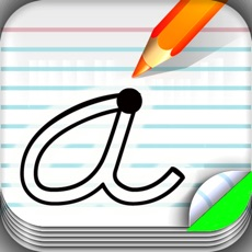 Activities of School Fonts - Learn to write (Free)