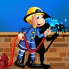 A Firefighter-s Shadow Game: Learn and Play for Children