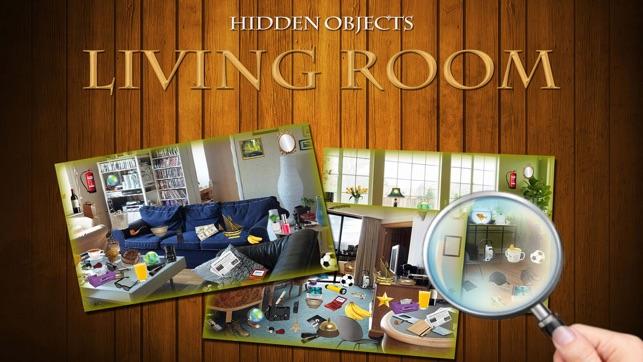 Hidden Object Living Room on the App Store