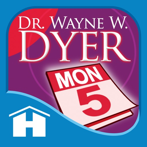 Power of Intention Perpetual Calendar - Dr. Wayne Dyer icon