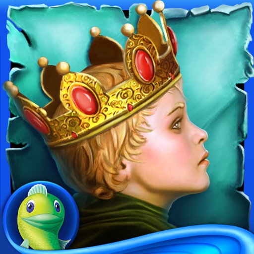 Forgotten Books: The Enchanted Crown - A Hidden Object Story Adventure icon