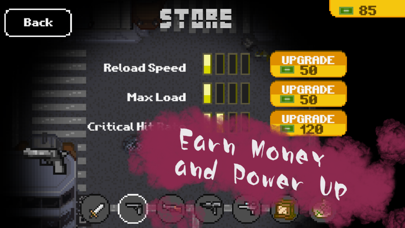Sweet Hazard Screenshot on iOS