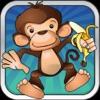 Monkey Jump  --  Mojo Super Fun  Free Adventure Game Collecting Bananas