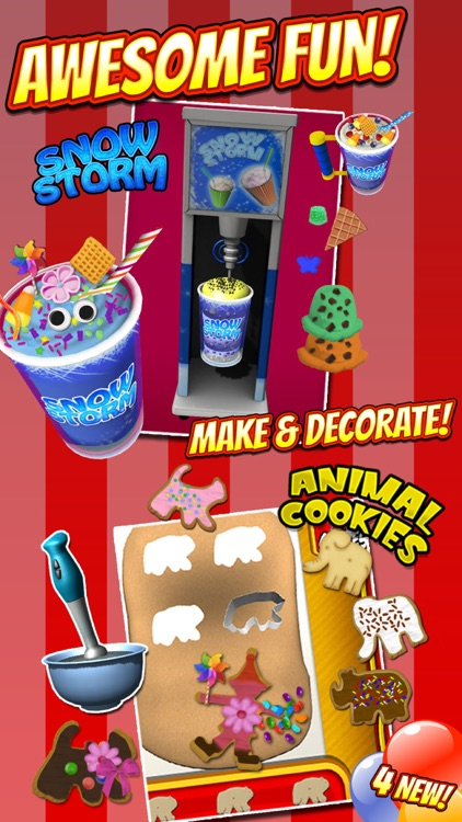 Circus Food Maker screenshot-0
