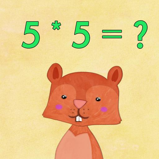 Таблицы умножения для детей - Lite