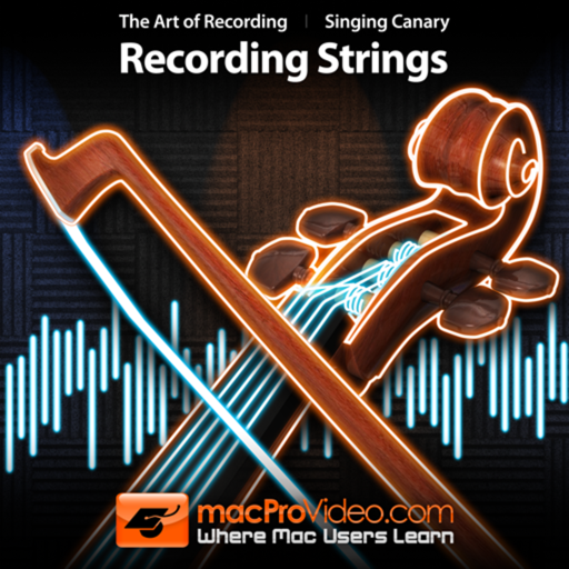 Art of Audio Recording - Recording Strings